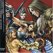 USED Final Fantasy X-2: Original Soundtrack CD