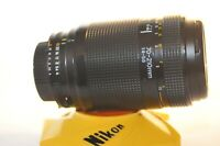 Nikon AF Nikkor 70-210mm f/4-5.6 FX lens for F100 F5 N80 D610 D850 D750 D7200 DF