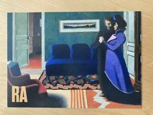 Felix Vallotton- Painter of Disquiet promotional postcard