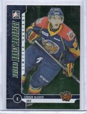 2012-13 Leaf ITG Draft Prospect Rookie Connor McDavid Emerald Green Parallel /50