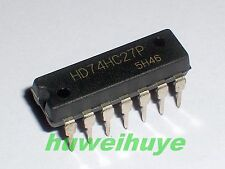 5pcs DIP IC HD74HC27P HD74HC27 Hitachi Provide Tracking Number  B