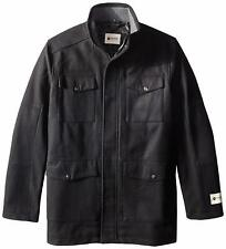 Haggar Men's Big & Tall Brighton Military Four-Pocket Jacket 2XT