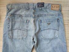 Armani Jeans J08 men's jeans size W38x34L - Low waist,Slim fit, Regular leg