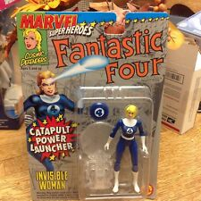 1994 FANTASTIC FOUR Invisible Woman Action Figure by Toy Biz