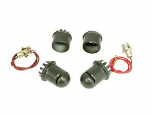 New Willys Ford Jeep Map Reading Dashboard In & Out Light Pair With Bulb