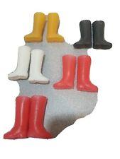 5 Vitage barbie boots