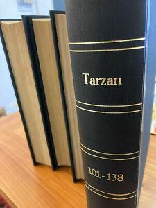 Tarzan Mondial 101-138 Orginal keine Nachdruck Toll gebundenes Buch