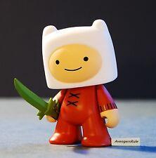 Adventure Time KidRobot Vinyl Figure Finn with Grass Sword 1/20