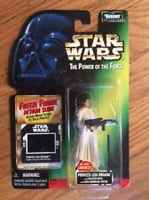 1997 Kenner Star Wars Power of The Force Princess Leia Organa Figure