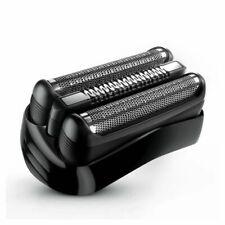 Braun Series 3 21B Testina di Ricambio per Rasoio Elettrico - Nera