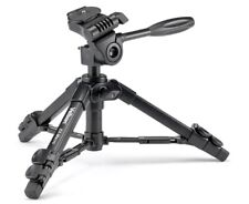 Velbon EX-Macro Tabletop Tripod with 3-Way Pan Head and Case - BRAND NEW UK