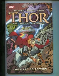THOR: THE MIGHTY AVENGER--COMPLETE COLLECTION (FN) WILSON!! 2013