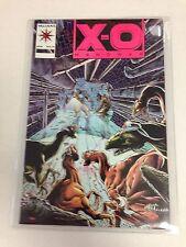 X-O Manowar #15 pink logo variant Ultra Pro incentive 1993 Turok Son Of Stone