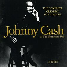 Complete Sun Singles - Johnny Cash (1999, CD NIEUW)2 DISC SET