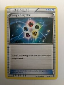 Energy Recycler 72/98 Trainer   Ancient Origins Pokemon Card LP/MP