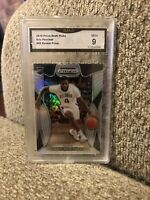 Eric Paschall Rookie Silver 2019 Prizm Draft Graded GMA 9 Golden State Warriors