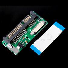 24 Pin SATA LIF Macbook Air SSD HDD to 7+15 22pin SATA Adapter Card +Cable YG