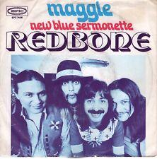 7inch REDBONE maggie HOLLAND EX/VG++ 1971  (S0714)