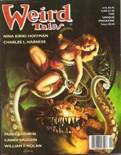 WEIRD TALES 338 Jan-Feb 2006 Carrie Vaughn, Maurice Broaddus, William F. Nolan
