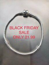 Genuine  Pandora Sterling Silver Moments Bracelet (BLACK FRIDAY SALE ONLY 21.99)