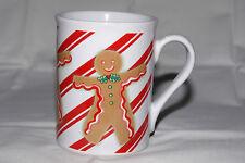 CERAMIC GINGERBREAD COFFEE TEA MUG CHRISTMAS HOLIDAY
