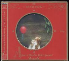 Buck-Tick - Alice In Wonder Underground JAPAN CD NEW Limited Edition BVCR-19714