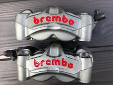 BREMBO M50 Brake Calipers 100mm Triumph Street Triple RS Ducati Aprilia BMW