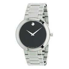Movado 0607277 Men's Stiri Black Quartz Watch