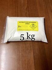 5kg Nitrato di Potassio Kno3   Salnitro 98,8 %