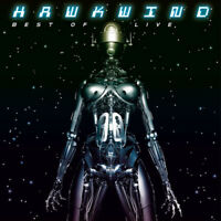 """Hawkwind : Best of Live VINYL 12"""" Album (2018) ***NEW*** FREE Shipping, Save £s"""