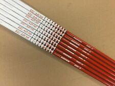 Graphite Design Tour AD 50 Exotics Stiff Flex Iron/Hybrid Shafts .370 Choose Qty