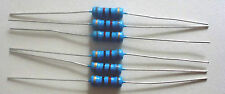 6 x 82 OHM 1/2W Resistors / Use 6V Lamppost on 12V: New: