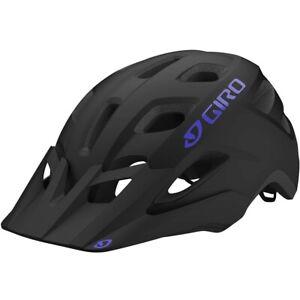 Giro Verce MIPS Womens Helmet - U Womens, Matte Black/Electric Purple - READ