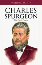 Heroes of the Faith: Charles Spurgeon (1834-1892) (Heroes of the Faith (Barbour