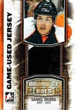 2011-12 ITG Broad Street Boys Jerseys #7 Daniel Briere