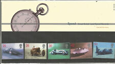 1998 Uk Presentation Pack Land Speed Records no 291 29.9.98