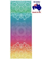 Meditation Mat / Yoga Mat Towel/Covering - Gym Fitness Pilates Yoga Hygiene