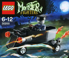 LEGO Monster Fighters #30200 - Zombie Chauffeur Coffin Car - 100% NEW