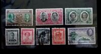 SOUTHERN RHODESIA 6 USED VALUES     G066     Free Shipping