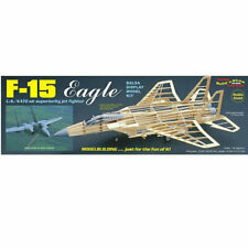 Guillow - GUI1401 - F-15 Eagle Balsa Kit- 1:40 Scale