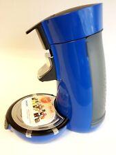 PHILIPS SENSEO HD7825 Viva Café KAFFEEMASCHINE Pads Kaffee blau mit 1 Padhalter