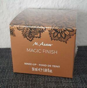 M. Asam / Magic Finish / Make-up Mousse Limitierte Edition / 50 ml / OVP