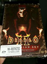 Diablo II Expansion Set - PC GAME - FAST POST
