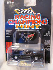 RACING CHAMPIONS MOTOR TREND MINT ISSUE #87 1997 BLACK CHEVY CORVETTE