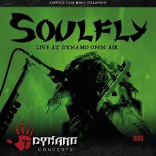 Live at Dynamo Open Air 1998 * by Soulfly (CD, Mar-2016, Universal Music)
