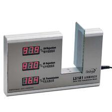 LS181 Window Solar Film Transmission Meter for UV IR rejection visible light