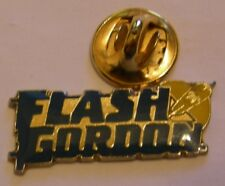 FLASH GORDON COMMODORE AMSTRAD SPECTRUM MSX nintendo sega vintage pin badge