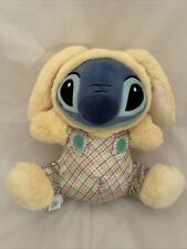 Official Disney Lilo & Stitch Easter Bunny Rabbit Soft Plush Toy