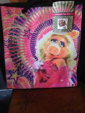 USPS Muppets- Miss Piggy Designer Tote Bag Brand NEW