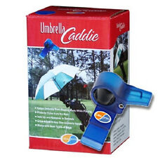 Umbrella Cady by ChaSports holds your umbrella to your carry bag.